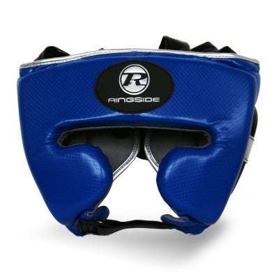 Pro Fitness Head Guard Synthetic Leather Metallic - Various Colour Options