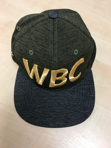 Green and Grey WBC Baseball Cap