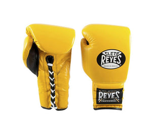 CLETO REYES LACE UP SPARRING GLOVES - Various Colour Options