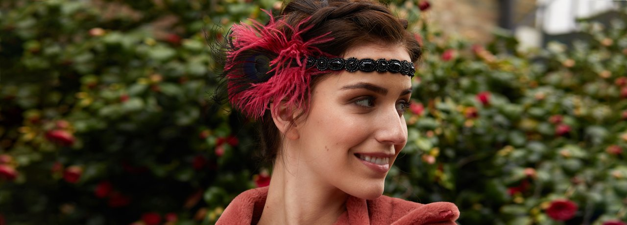 gatsby headbands