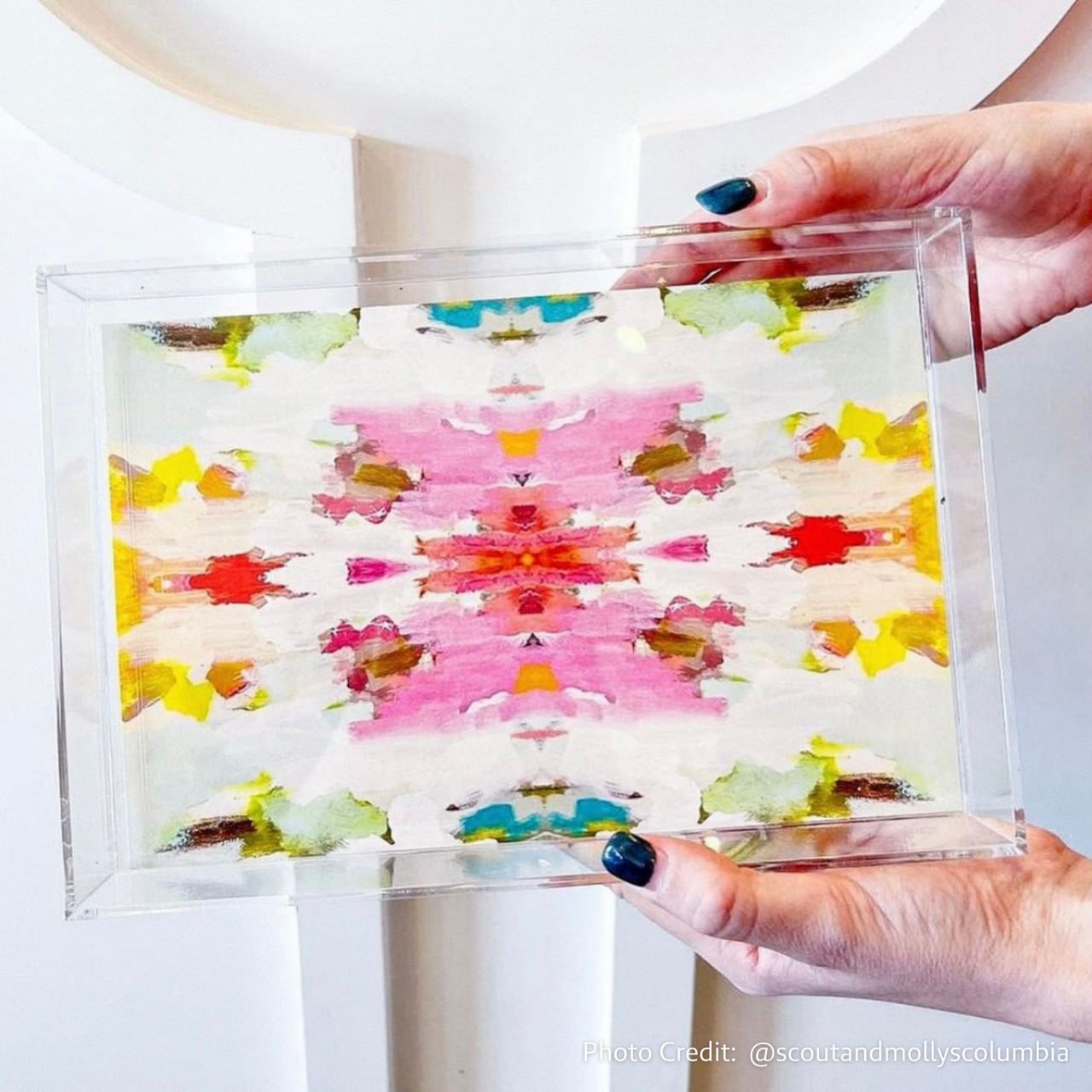 "Brooks Avenue Quilted Cosmetic Bag <span style=""color:#00ADB3;font-weight:600;"">NEW</span>"