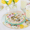 "Birds of a Feather Cocktail Plates <span style=""color:#00ADB3;font-weight:600;"">NEW</span>"