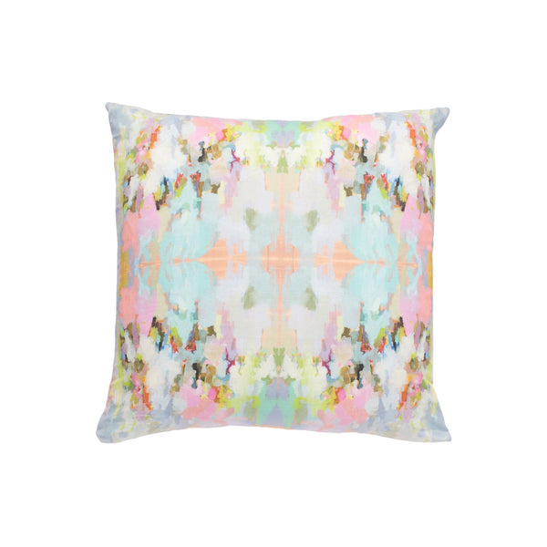 Brooks Avenue Faux Hide Pillow