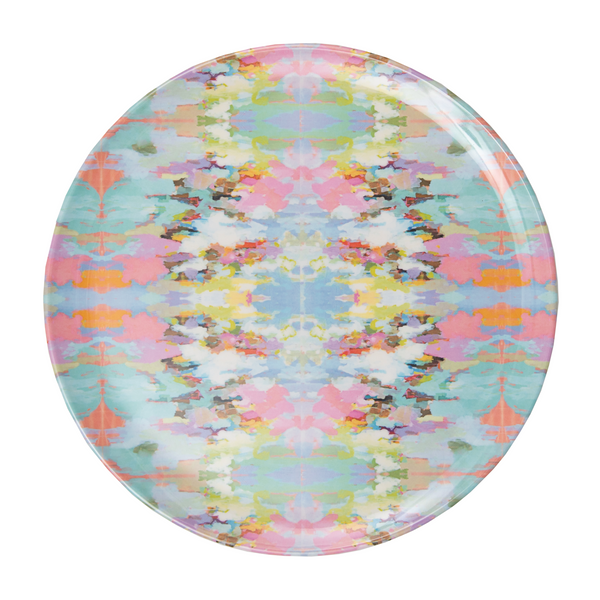 Brooks Avenue Melamine Plate
