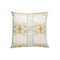 Sundance White Faux Hide Pillow