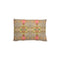 Under the Sea Brown Linen Cotton Pillow