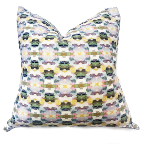 Girlfriend Sun Faux Hide Pillow