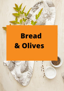 Bread & Olives