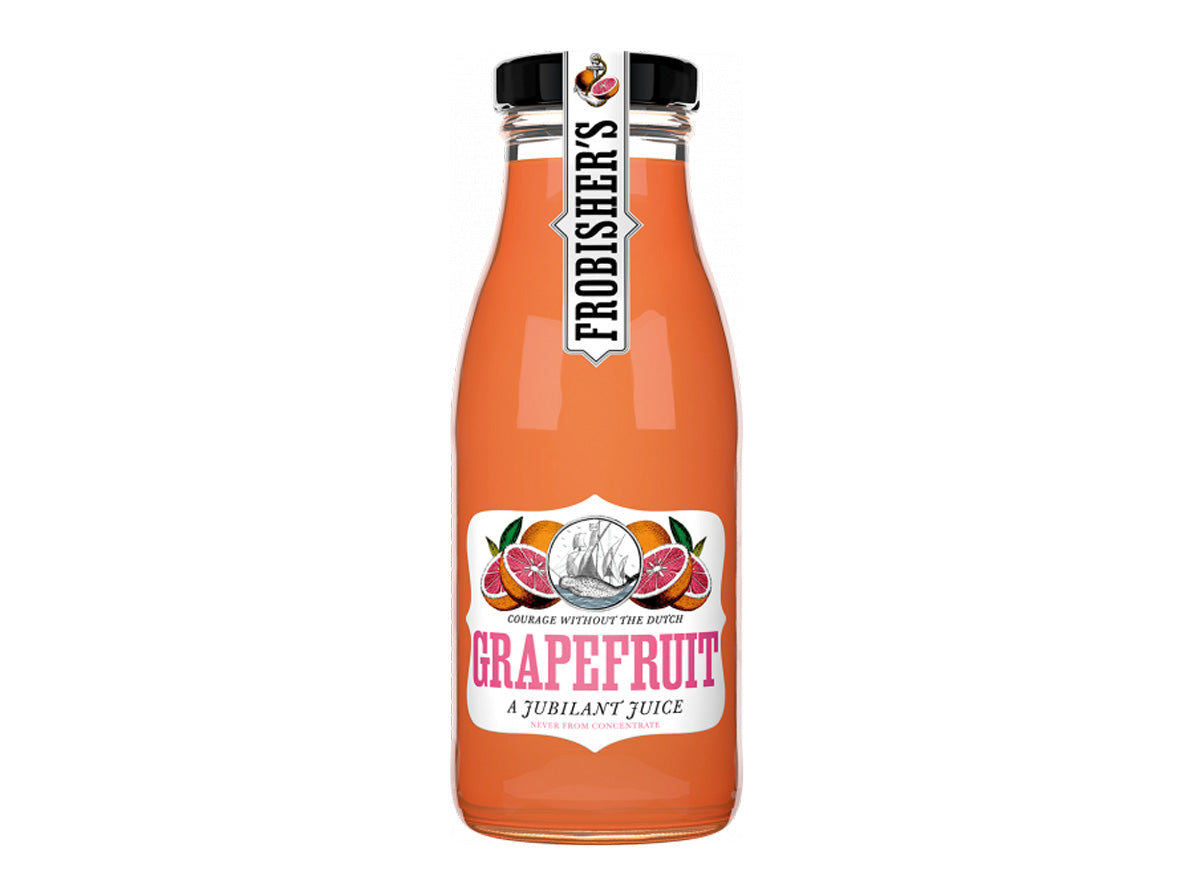 Frobisher's Grapefruit Juice