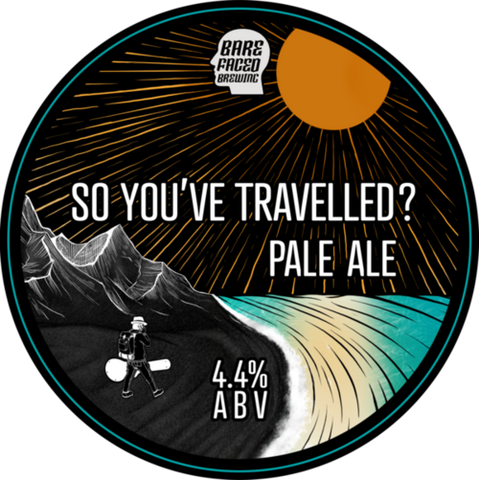 So You've Travelled? - American Pale Ale