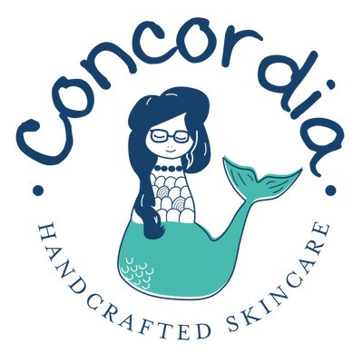 Concordia Handcrafted Skincare - Natural Certified Organic Seaweed Skin care. Naturopath Designed. Made in Tasmania, Australia.
