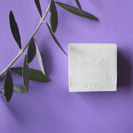 Naked Olive Soap 100g  (Unscented)