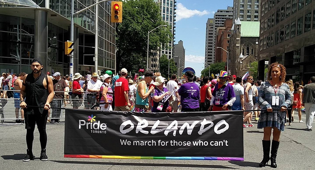 History of International Pride Month in Toronto!