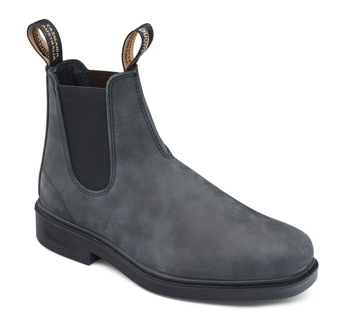 Blundstone 1308 Dress Rustic Black