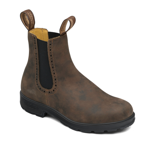 Blundstone 1351 Women's Series Hi Top Rustic Brown