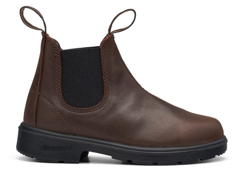 Blundstone 1468 Kids Antique Brown