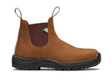 Blundstone 164 Work & Safety Boot Crazy Horse Brown