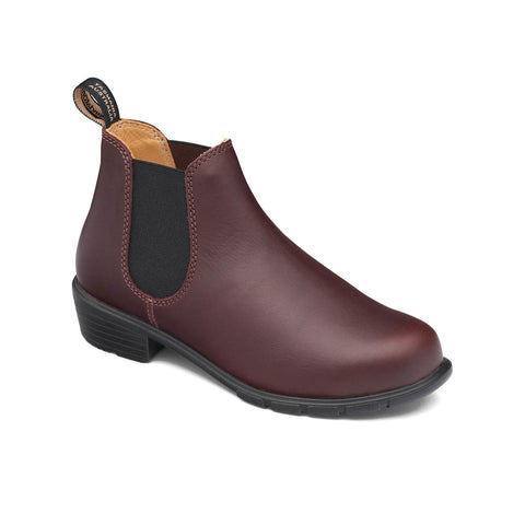 Women's Blundstone Boot with a Low heel in Shiraz