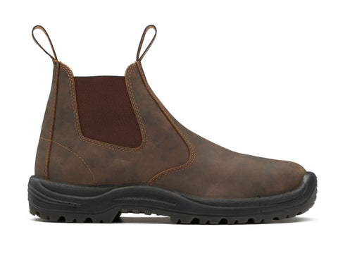 Blundstone 492 Original Chunk Sole Rustic Brown