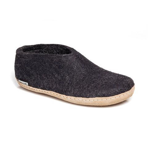Glerups Shoe Charcoal