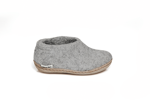 Glerups Shoe Junior Grey