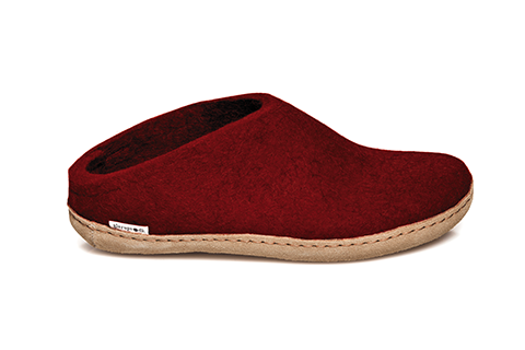 Glerups Slip-On Red