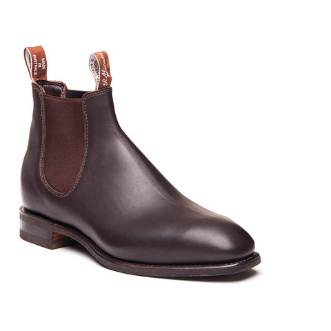 Comfort All-Rounder in Brown Latego