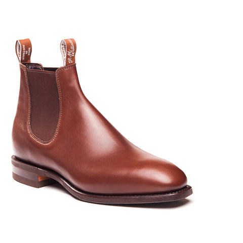B543 The Comfort Craftsman Yearling in Dark Tan