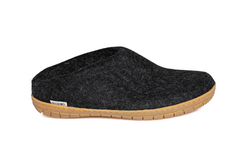 Glerups Glerups Slip-On Rubber Charcoal