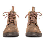 Blundstone 1937 Original Lace Up Rustic Brown