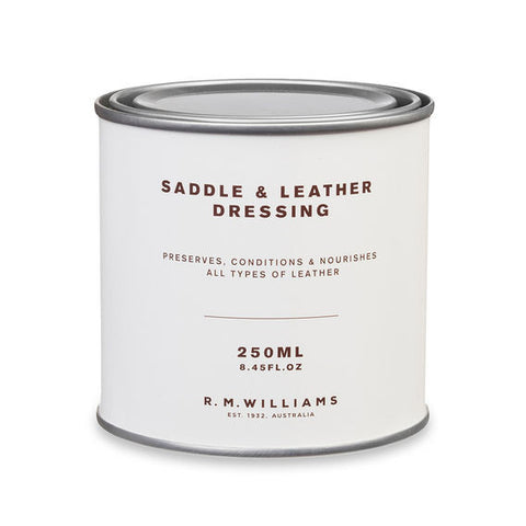 R.M. Williams Saddle & Leather Dressing