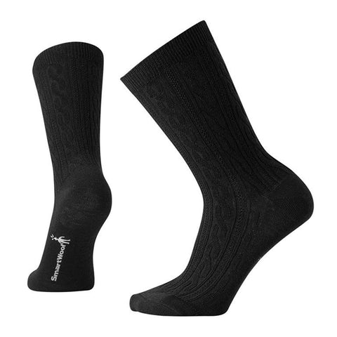 Smartwool Women's Cable II in Black