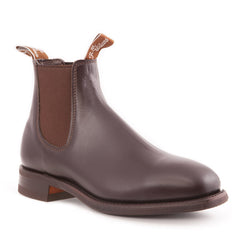 R.M. Williams Comfort Craftsman in Chestnut