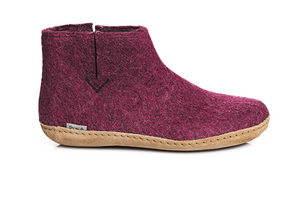 Glerups Boot Cranberry