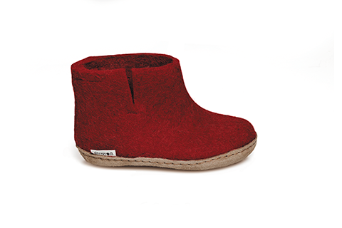 Glerups Boot Junior Red