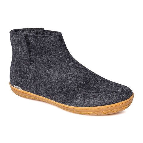 Glerups Boot Rubber Charcoal