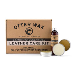 Accessories Otter Wax Leather Care Kit