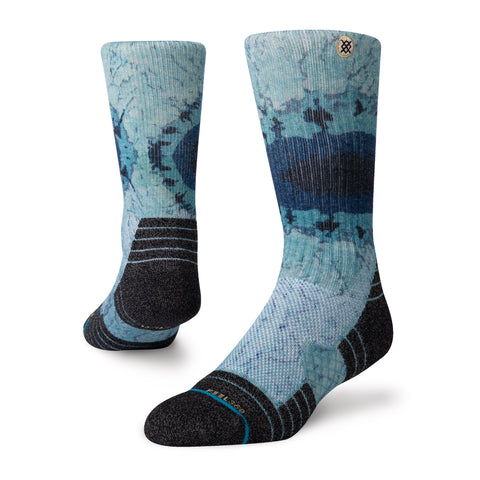 Stance Women's Adventure Hayes Crew Light Blue