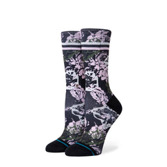Accessories Stance Women's La Vie En Rose Crew Black