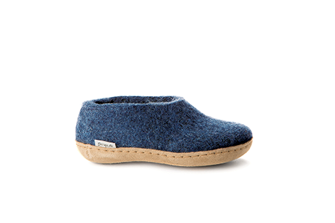 Glerups Shoe Junior Denim