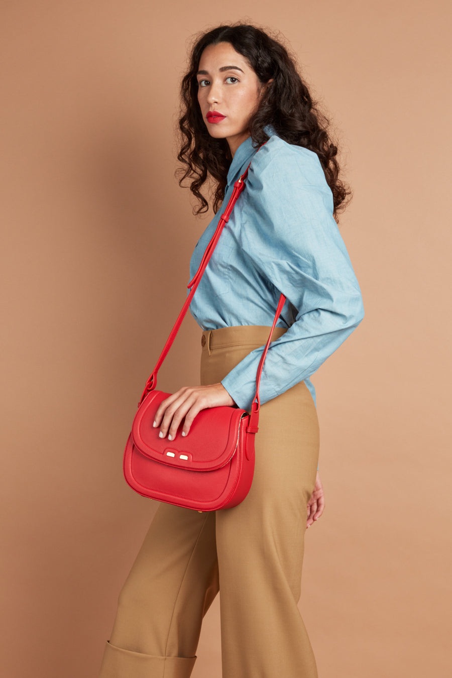 Holmes in Red - BENE Handbags