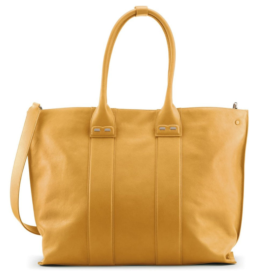 PRE-FALL Senape Stafford Tote - BENE Handbags