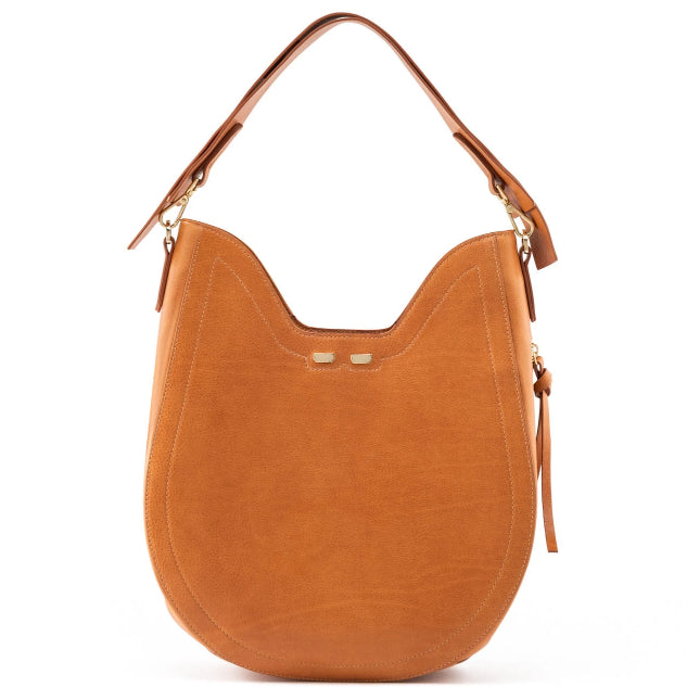 Henry James in Camel Brown - BENE Handbags