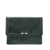 Caffery in Metallic Green - BENE Handbags
