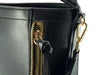 Black Soft Bud Bucket Bag - BENE Handbags