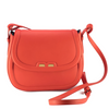 Holmes in Coral Red - BENE Handbags