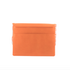 Orange Caffery Clutch - BENE Handbags