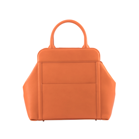 Orange Nott Handbag - BENE Handbags