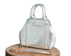 Mini Nott in Silver - BENE Handbags