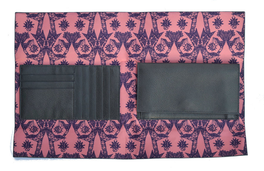 Charcoal Ryland Wallet